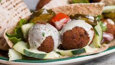 Homemade Falafel – BuzzFeed Tasty