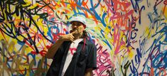 """Flycat, l'artista italiano col cuore negli States – Another Scratch In The Wall """"L'Hip Hop ci ha salvati"""" Rapper, Hip Hop, Wall, Painting, Artists, Hiphop, Painting Art, Paintings, Painted Canvas"""