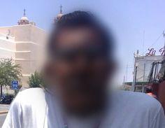 <p>Ciudad Juárez, Chih- Agentes de la Policía Municipal realizaron el arresto de Leoncio E. M., por su presunta responsabilidad en la comisión