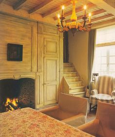 Back stairs . Belgian Pearls, Interior Decorating, Interior Design, Stairways, Old And New, Sweet Home, House Design, Autumn, Building