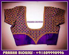 Patch Work Blouse Designs, Best Blouse Designs, Simple Blouse Designs, Bridal Blouse Designs, Blouse Neck Designs, Blouse Neck Models, Cut Work Blouse, Pattu Saree Blouse Designs, Sumo