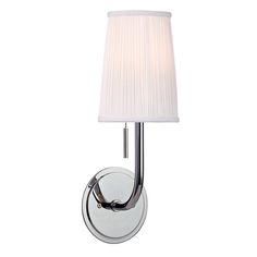 Hudson Valley Lighting Sanford Wall Sconce in  Polished Chrome 311-PC