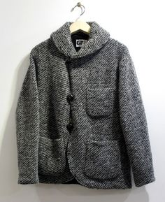 98e57a14763a Engineered Garments Shawl Jacket