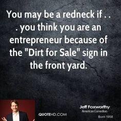 Jeff Foxworthy Quotes   QuoteHD  LOL