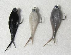 A Creative Fly Tying Blog.: The Flex-Tail Minnows.