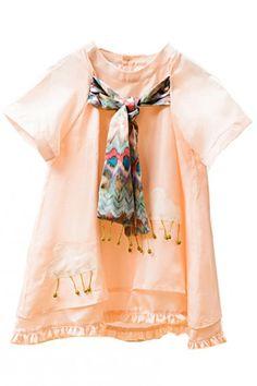 Louloueskimo  Dress Nuage