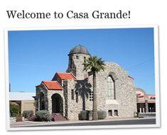 Casa Grande Valley Historical Society Museum