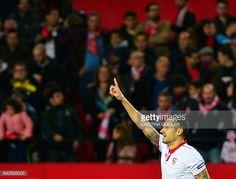 Vitolo en el Sevilla 2 - Eibar 0