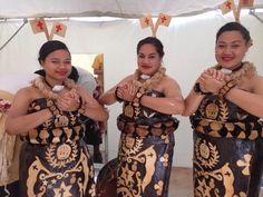 Tongan Tauolunga outfits