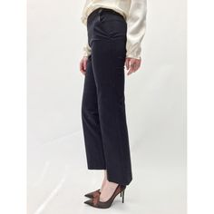Tory Burch Cropped Trousers (0)