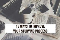 13 Ways to Improve Your Studying Process #MonfortCollege