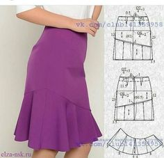 Amazing Sewing Patterns Clone Your Clothes Ideas. Enchanting Sewing Patterns Clone Your Clothes Ideas. Skirt Patterns Sewing, Clothing Patterns, Quilting Patterns, Quilting Ideas, Pattern Skirt, Pattern Sewing, Quilting Projects, Diy Projects, Robes Tutu