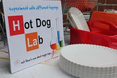 Science, Mad Scientist Birthday Party Ideas | Photo 1 of 15 | Catch My Party