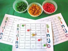 Time for reading bingo!