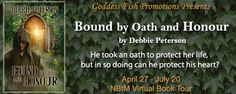 Goddess Fish Promotions: NBTM: Bound by Oath and Honour by Debbie Peterson