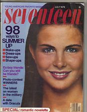 CHERI LA ROCQUE - SEVENTEEN - JUL 1979*