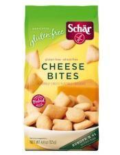 Dr. Schar Gluten-Free Cheese Bites