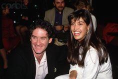 Phoebe Cates and husband Kevin Kline