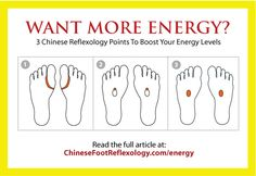 Boost Adrenal And Thyroid Energy Using 3 Reflexology Points Stressed? Here are 3 Chinese Reflexology points that can help bring you back into balance and boost your energy Fatiga Adrenal, Adrenal Health, Adrenal Fatigue, Chronic Fatigue, Adrenal Glands, Reflexology Points, Foot Reflexology, Acupressure Points, Acupressure Massage