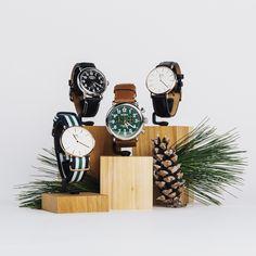 The Watch Shop. #Shinola #DanielWellington