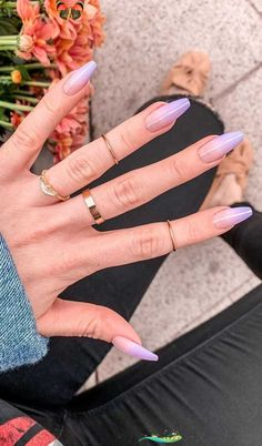 25 44 Best Coffin Nail & Gel Nail Designs for Summer 2019 Page 28 of 4 ...   -  Scarf hairstyles #happytiere #beautifultiere #beautifulanimals #funnyanimals<br> Nail Art Designs, Purple Nail Designs, Acrylic Nail Designs, Acrylic Nails, Nails Design, Art Nails, Matte White Nails, Nails Yellow, Purple Nails