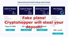 Offers cheap plan for making thousand of dollar? They just steal your deposit! Bullshit, Earn Money, Make It Simple, Investing, Positivity, How To Plan, Reading, Earning Money, Reading Books