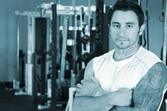The owner of Human Performance Initiative in Virginia Beach, Rob Stock