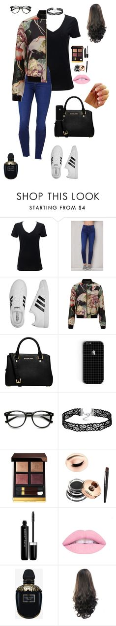 """""""Untitled #356"""" by wallacehanna ❤ liked on Polyvore featuring PacSun, adidas, Miss Selfridge, MICHAEL Michael Kors, Tom Ford, Marc Jacobs and Alexander McQueen"""