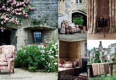 Mulberry Home shot at Haddon hall