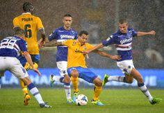 Sampdoria-Juventus Serie A 1.a giornata Pagelle: Gazzetta e Corsport