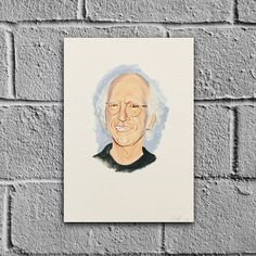 LARRY DAVID Seinfeld Curb Your Enthusiasm Celebrity