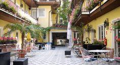 Hotel am Brillantengrund Central And Eastern Europe, Lokal, Cool Cafe, Vienna Austria, Restaurant, Retro Chic, Roman Empire, Hostel, Travel Destinations