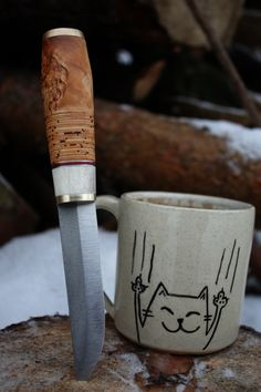 Paweł Michalski Custom Knives & Pracownia Ceramiczna Mruki