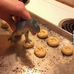 Added some awesome to the cookies @Jessica Jones this made me think of you!!