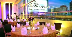 Bridal Catering - Ibarra's Party Venues & Catering Services in Quezon City Metro Manila Quezon City, Party Venues, Catering Services, Wedding Catering, Manila, Philippines, Table Decorations, Bridal, Restaurant Service