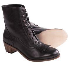 Wolverine 1000 Mile Nesbit Kiltie Boots - Factory 2nds (For Women) - Save 45%