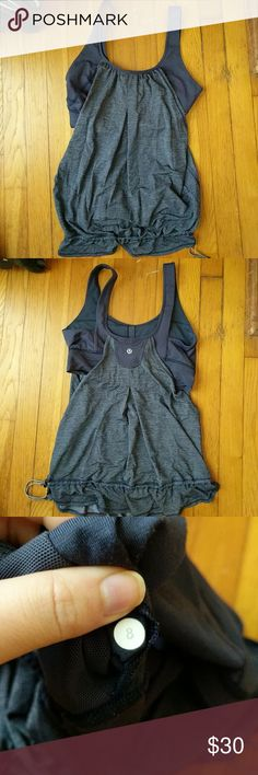 Lululemon Size 8 Top Excellent condition! lululemon athletica Tops Tank Tops