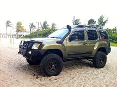 Xterra.....ours is gonna look like this one one day!