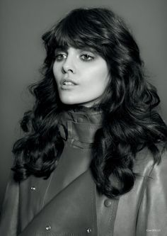Melissa Stasiuk for Glass Magazine#12 Winter 2012  by Billy Nava