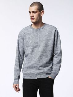 new product 0877d 41e45 Diesel S SHINS Sweaters  explore this product   the exclusive collection.  Shop now on