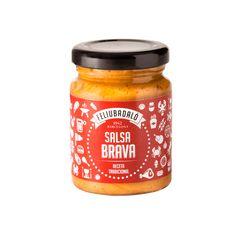 Salsa Brava - Realización de fotografías de productos de alimentación para diferentes marcas de exportación de Catalunya. Fotografías: Kinoki studio