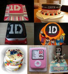 one of these are going to be my birthday cake.