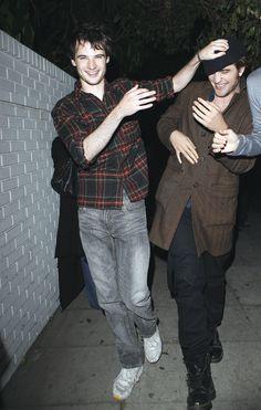 Tom Sturridge & Rob Pattinson