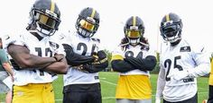 One day of OTAs