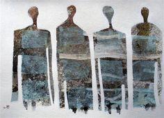 """Somebodies"" by Scott Bergey http://www.ugallery.com/scott-bergey"