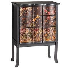 this is cool I love batik...could make it slightly taller and no quite as deep