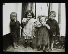 victorian slum children - Google Search