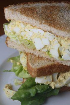 Deviled Egg Salad recipe   Chefthisup