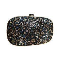 "Judith Leiber Vintage ""Klimt"" Minaudiere 