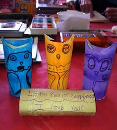 The Great Toilet Paper Roll Creative Challenge via Creative Oasis™: 2/19/12 - 2/26/12